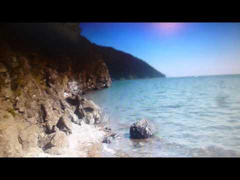 ТАЙНЫ ВОЛЬНОГО СТАРАТЕЛЯ. SECRET BEACHES NEAR THE LEAFLETS ON THE BAIKAL !!!