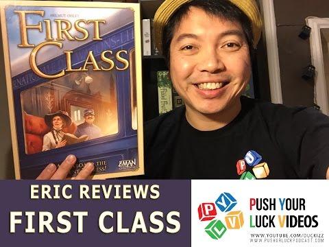 Push Your Luck Video #140: First Class: Unterwegs im Orient Express