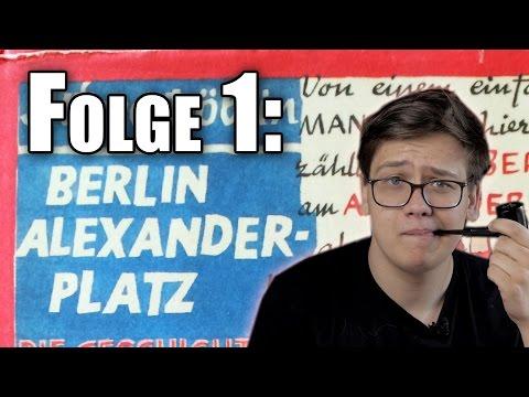Buchempfehlungen Folge 1: Berlin Alexanderplatz