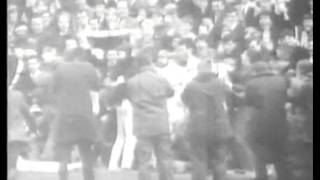11/05/1968 Newcastle United v Manchester City