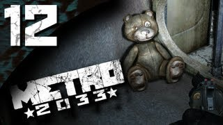 Mr. Odd - Let's Play Metro 2033 - Part 12 - The Train Depot