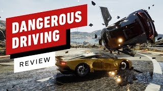 Dangerous Driving Review (Video Game Video Review)