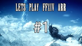 Lets Play: FFXIV A Realm Reborn (Patch 2.45) - A New Character