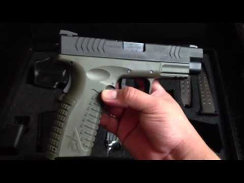 SPRINGFIELD XDm 9mm 4.5 inch review