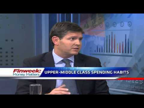 Insight - Upper middle class spending habits