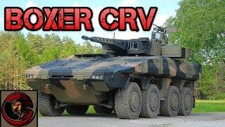 Boxer Combat Reconnaissance Vehicle (CRV) - Australian Recon