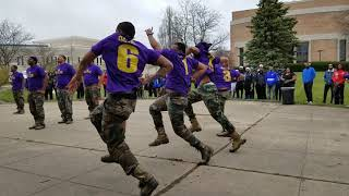 Omicron Beta Ques 2019 Yard Show