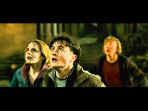 First Look Behind Scenes of Harry Potter and Deathly Hallows - Part ...