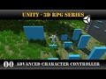 Unity [3D RPG Series] Advanced Character