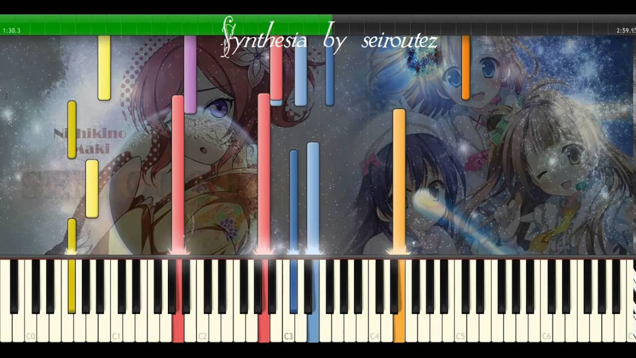 Andreas Johnson: [Synthesia][MIDI] Andreas Johnson Glorious