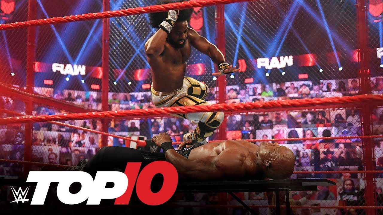 Download Top 10 Raw moments: WWE Top 10, June 21, 2021