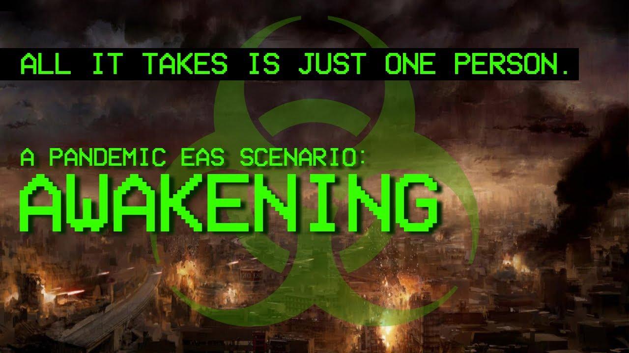 Download (Zombie Virus EAS Scenario) - The Awakening [ft. Harvester]