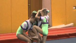 видео Спортивная акробатика для детей