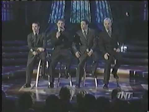 98 Degrees Christmas in DC - YouTube