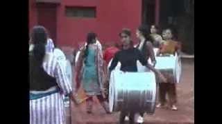 Belgaum Cheers all women Dhol tasha group