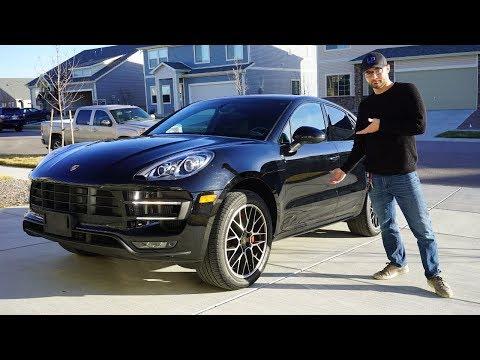 I Bought A Porsche Macan TURBO!!
