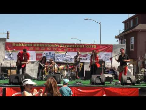 Fast Times Oakland China Town Street Fest 2 of 5
