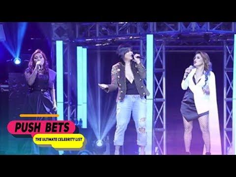 PUSH Bets Live feat. Aegis 20ble Dekada: Ang Soundtrack ng Buhay Mo concert