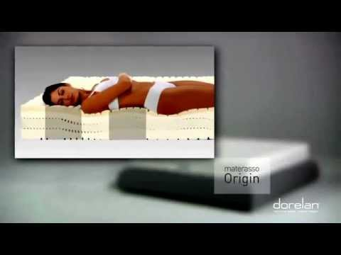 Maxbel Materasso memory MyForm HD Origin Dorelan.flv - YouTube