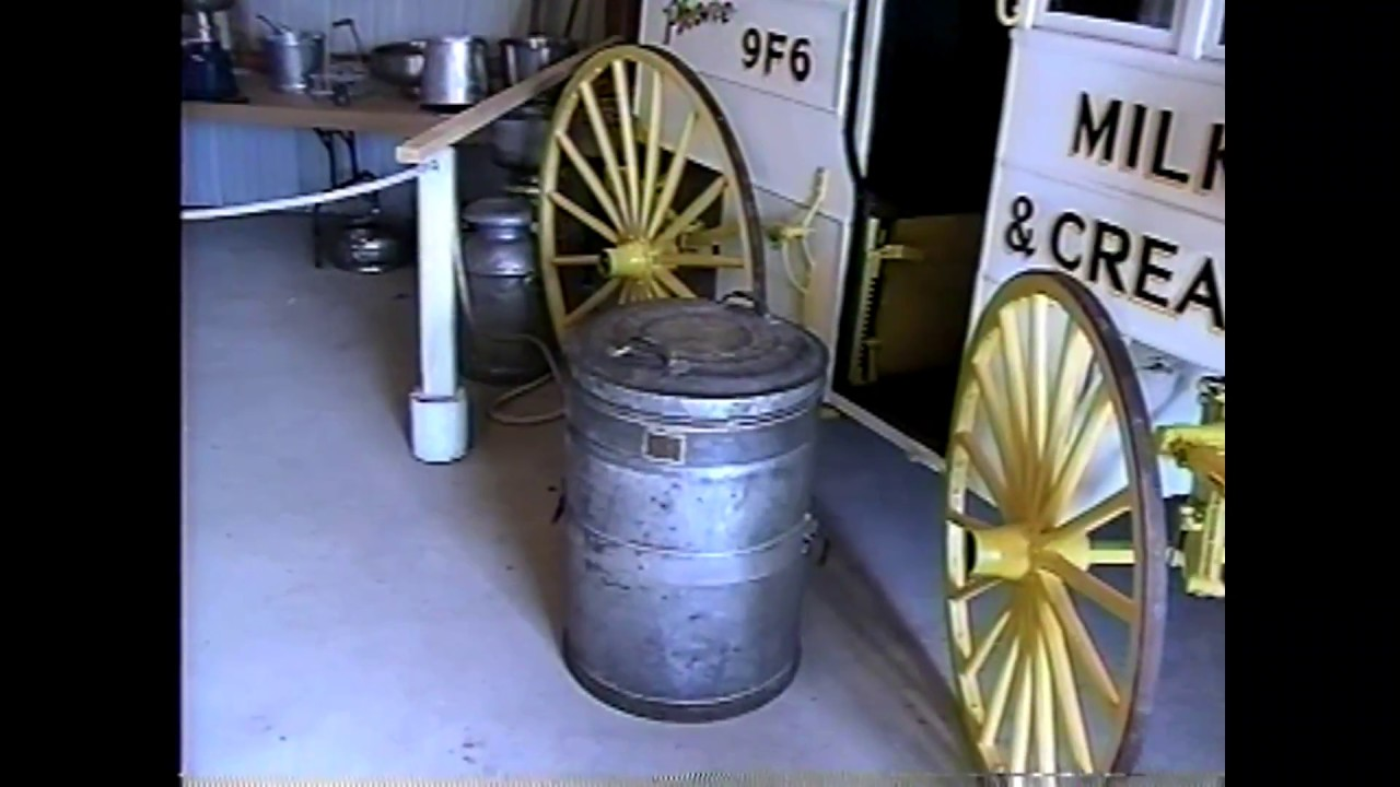 Antique Farm Museum  7-17-96