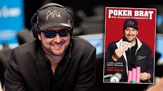 Phil Hellmuth Reveals Intimate Secrets About his Life