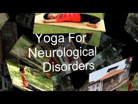 Yoga for neurological disorders - Jindal Naturecure Institute