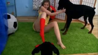 GIRLFRIEND DOG In Asian || SURPRISE!