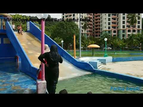 Marina waterpark lumut perak