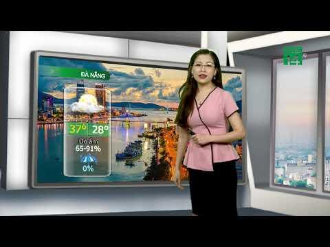 Thời tiết đô thị 10/08/2019: Đà Nẵng không mưa thuận lợi cho các hoạt động ngoài trời | VTC14