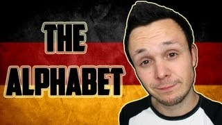 German Alphabet | Learn German for Beginners | Lesson 1