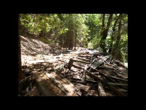 NEVADA COUNTY GOLD MINES DUAL SPORT RIDE-ANCHO ERIE AND AZALEA