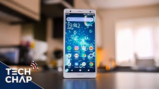 Sony Xperia XZ2 Full Review - Better than a Galaxy S9? | The Tech Chap
