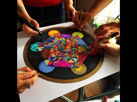 Mandala Day Workshops Video