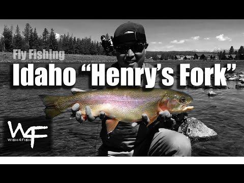 W4F - Fly Fishing - Idaho