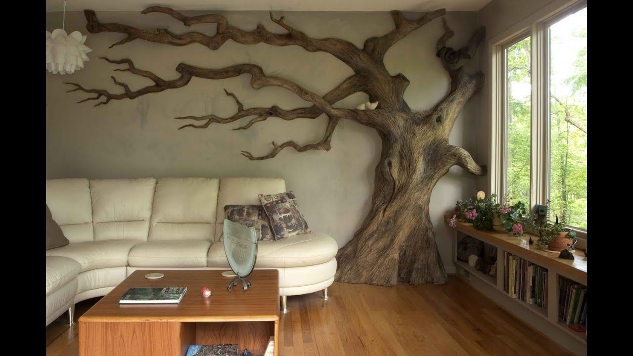 Декорация дерево своими руками фото 415
