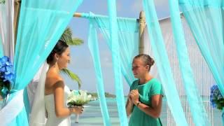Доминикана ТВ, Свадебное видео на острове Саона