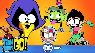 Teen Titans Go! Россия   Здоровые привычки   DC Kids