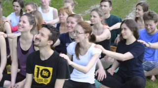 Spring YOGA GATHERING.  Lutsk, Ukraine. Йога на природі в Луцьку(Spring YOGA GATHERING. Lutsk, Ukraine. May 2014., 2014-05-06T18:35:44.000Z)