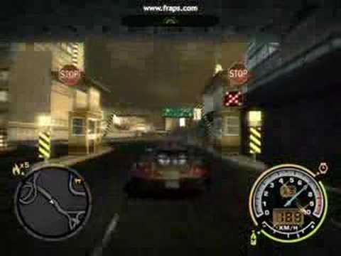 Need for Speed MW Sound