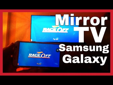 How to Screen Mirror Wirelessly to TV for free - no wifi needed