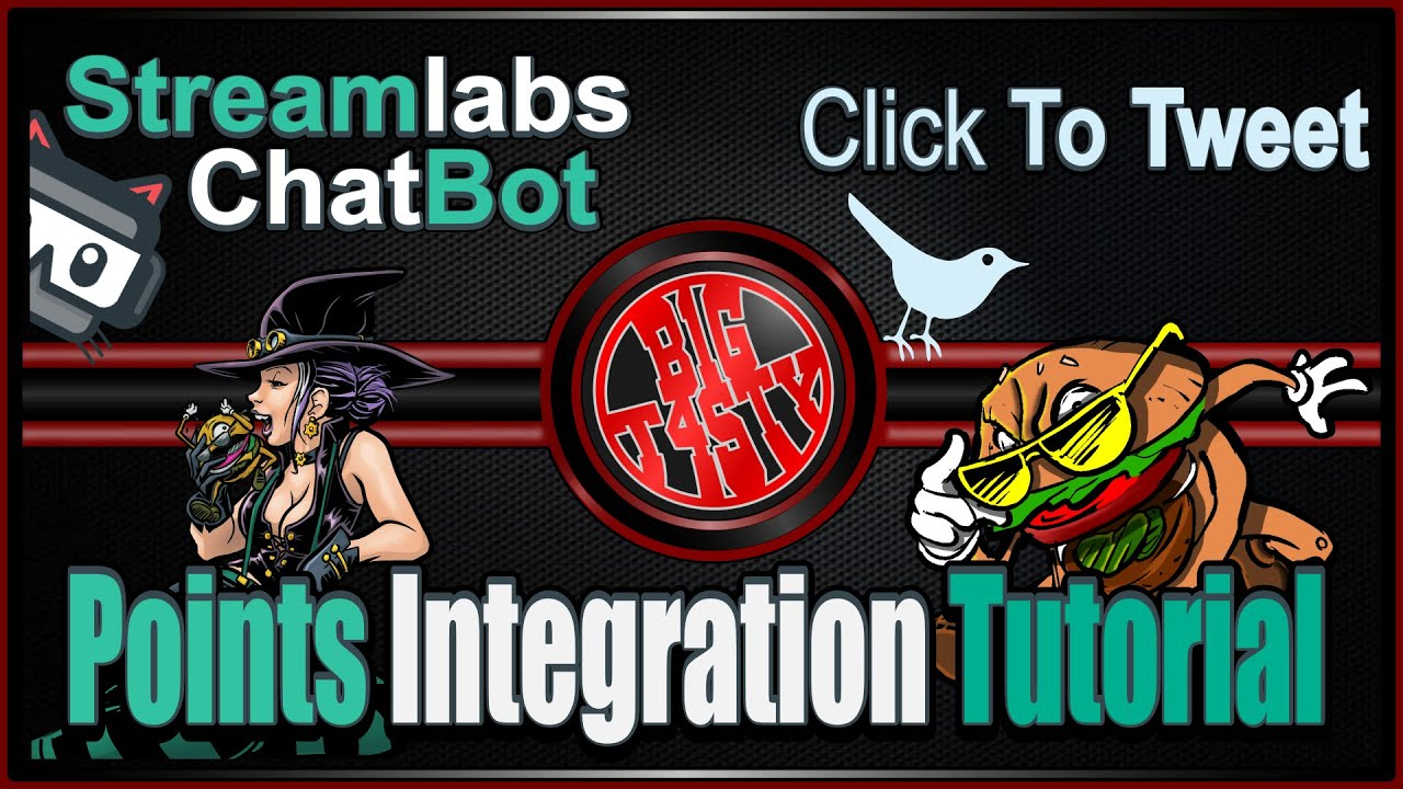 28 89 MB) Streamlabs Chatbot CTT Points installation
