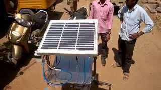 Thermo electric hybrid dual axis solar tracking  mechanical engineering project topics