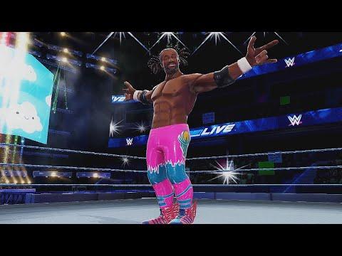 Kofi Kingston is ready to bring on the WWE Mayhem