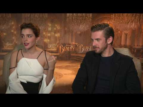 Thumbnail: Emma Watson & Dan Stevens raw interview Beauty and the Beast