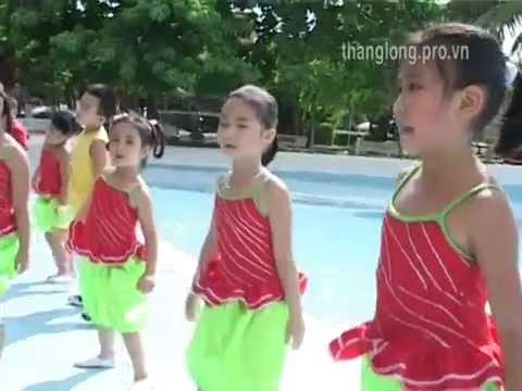 Ca nhạc thiếu nhi - Tập thể dục HD