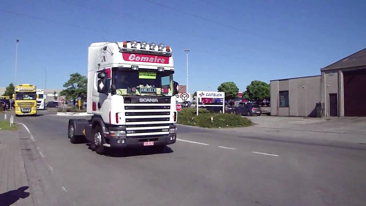 Uittocht LAR Truckmeeting 2010 part1