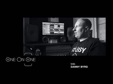 One on One with Danny Byrd | Genelec 8351| Interview