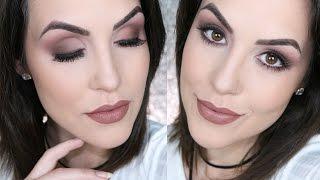 Maquiagem Elaborada Completa  para o Dia + Desapega