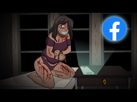 6 Facebook Horror Stories Animated