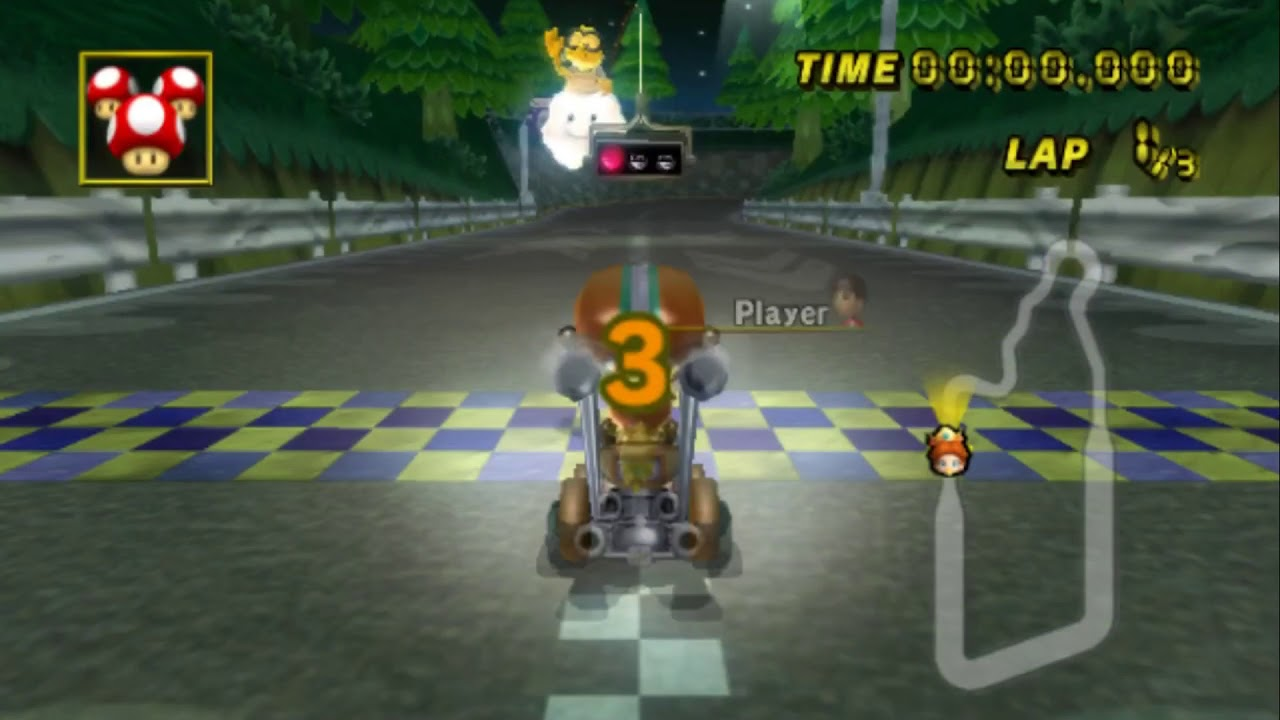 Mario Kart Wii 100 Playthrough Part 13 Special Cup Time Trial Unlocking The Sprinter